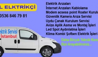 İstanbul Elektrik Hizmetleri
